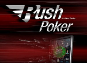 rush poker for android