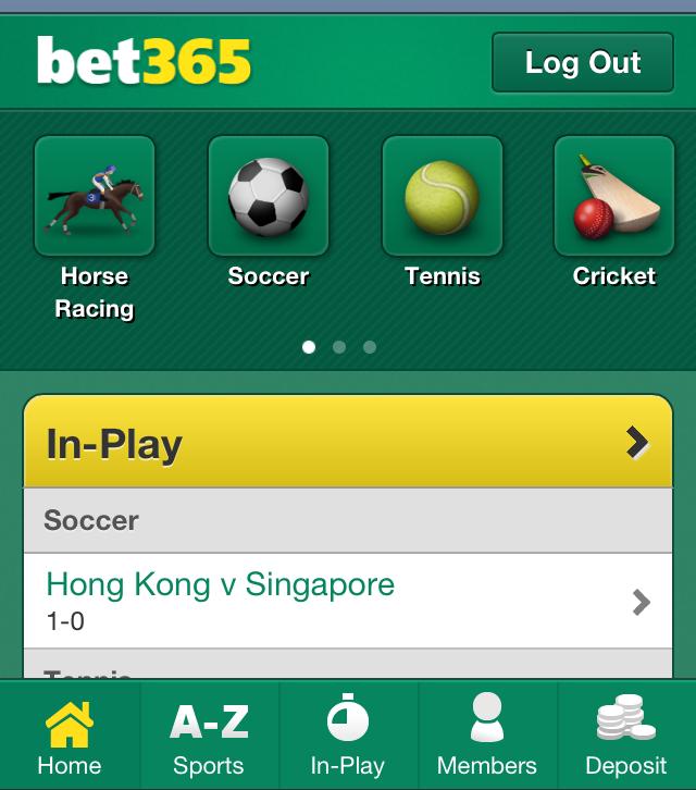 365 Bet App