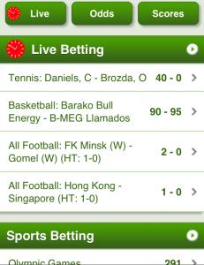 unibet sports app